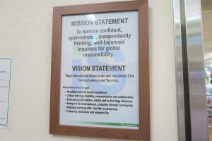 MISSION VISION STATEMENT